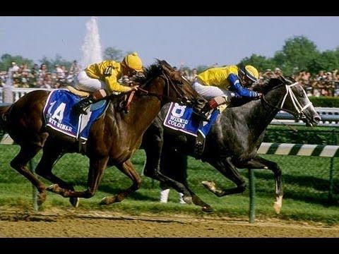 1988 Kentucky Derby - Winning Colors