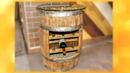 Мини Бар из старой бочки/ Bar barrel/Мастер класс. vbyb ,fh bp cnfhjq ,jxrb/ bar barrel/vfcnth rkfcc.
