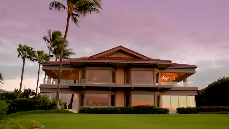 Prestigious Waterfront Masterpiece in Wailea, Hawaii