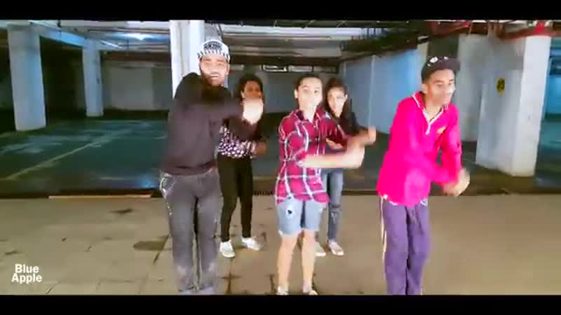 Yellow Claw - DJ Turn It Up _ Old School Hip Hop (Beginners) _ Blue Apple Dance Academy