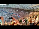 Гол Мексики в ворота Германии