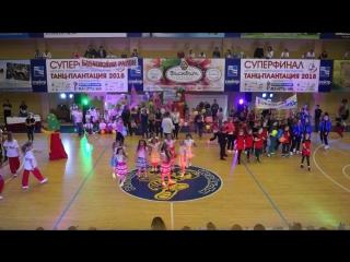 ТАНЦ-Плантация 2018 Вологда Суперфинал
