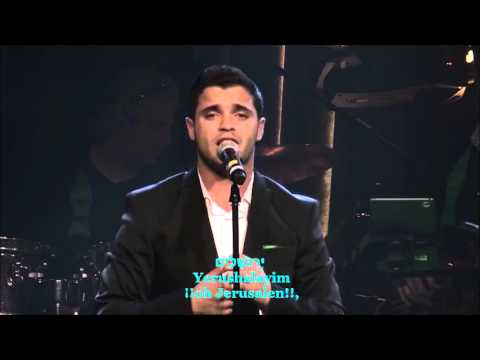 YERUSHALAYIM Jerusalen Itzik Dadya HD hebreo y español