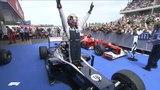 F1 Vault Spain 2012 Maldonado's Sublime Victory