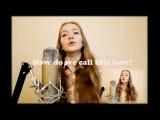 Rixton - Me And My Broken Heart (cover by MashaGo/Lyric video)