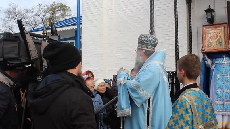 Слово митрополита Кирилла в престольный праздник Свято-Покровского храма