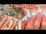 Ingenious Nail Designs Amazing Nails Manicure Trends