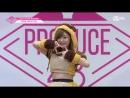 ENG sub PRODUCE48 AKB48ㅣ미야자키 미호ㅣ춤추는 너구리 소녀 @자기소개_1분 PR 180615 EP.0