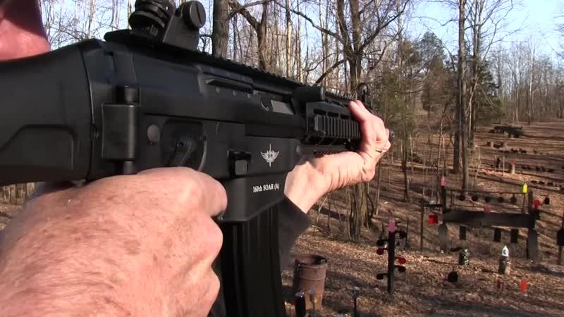 SIG 556 Classic Swat