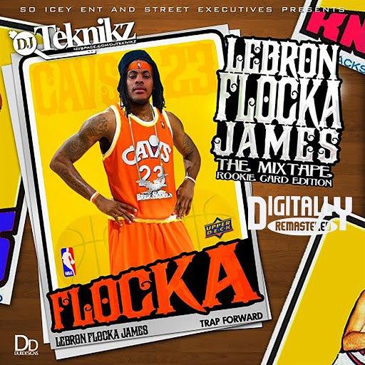 Waka Flocka Flame альбом LeBron Flocka James 1