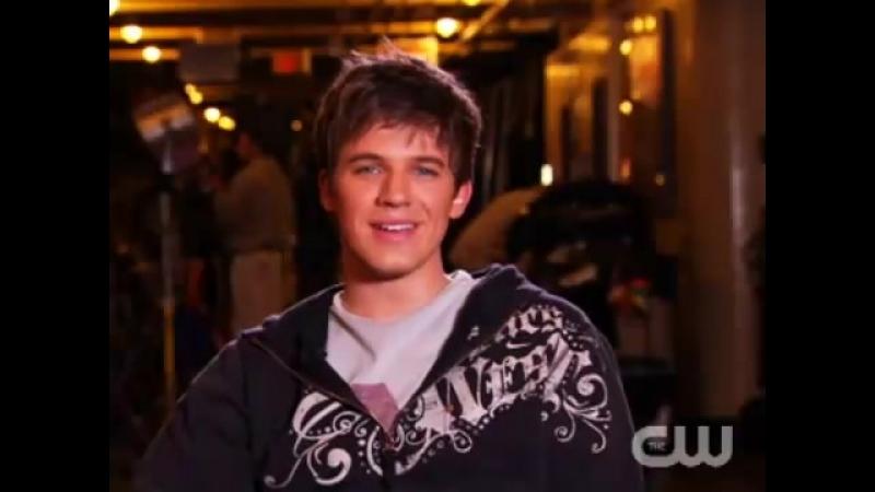90210 Matt Lanter Video Diaries