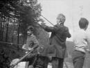 Фильм из середины 80 х годов Сестра Наташа в пионерлагеге Квартира Школа Двор Ленинград СССР