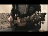 Underoath_in regards to myself (guitar cover)