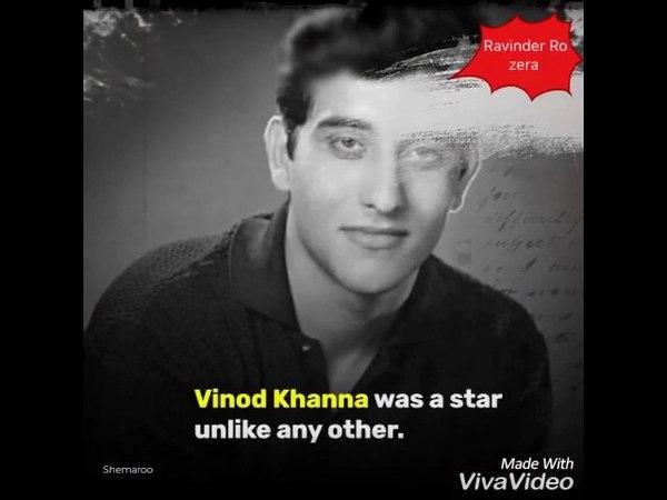 Vinod Khanna RIP||Vinod Khanna dies at 70, was suffering from bladder cancer