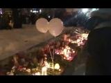Стрим 59.ру. Памятная акция по погибшим на пожаре в Кемерово