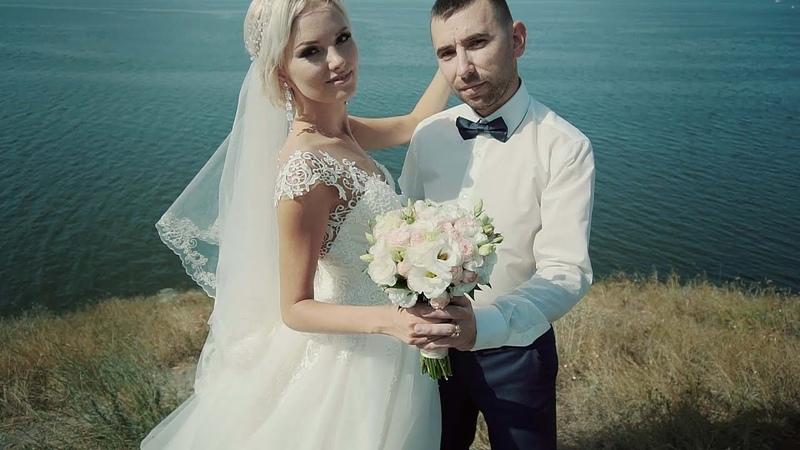 Свадебный видео ролик Сергей и Анна Николаев 2018 Star Way Media Wedding видеограф Херсон Одесса