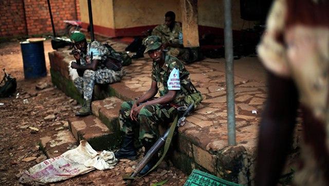 О ситуации в Центрально-Африканской Республике