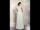 НОВИНКА С1938 Свадебное платье Федерика жаккард размер 42 прокат 5000руб.