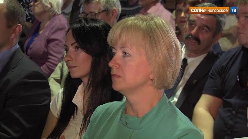 Солнечногорскому ПАТП исполнилось 55 лет