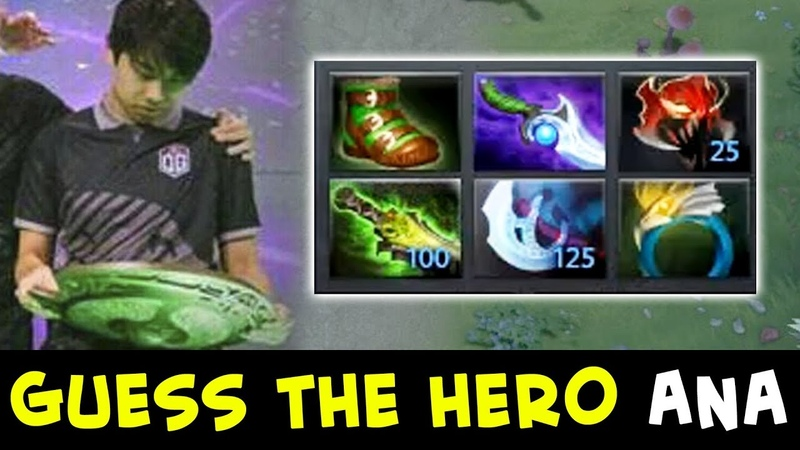 Guess the hero — 7.19 CANCER by Ana