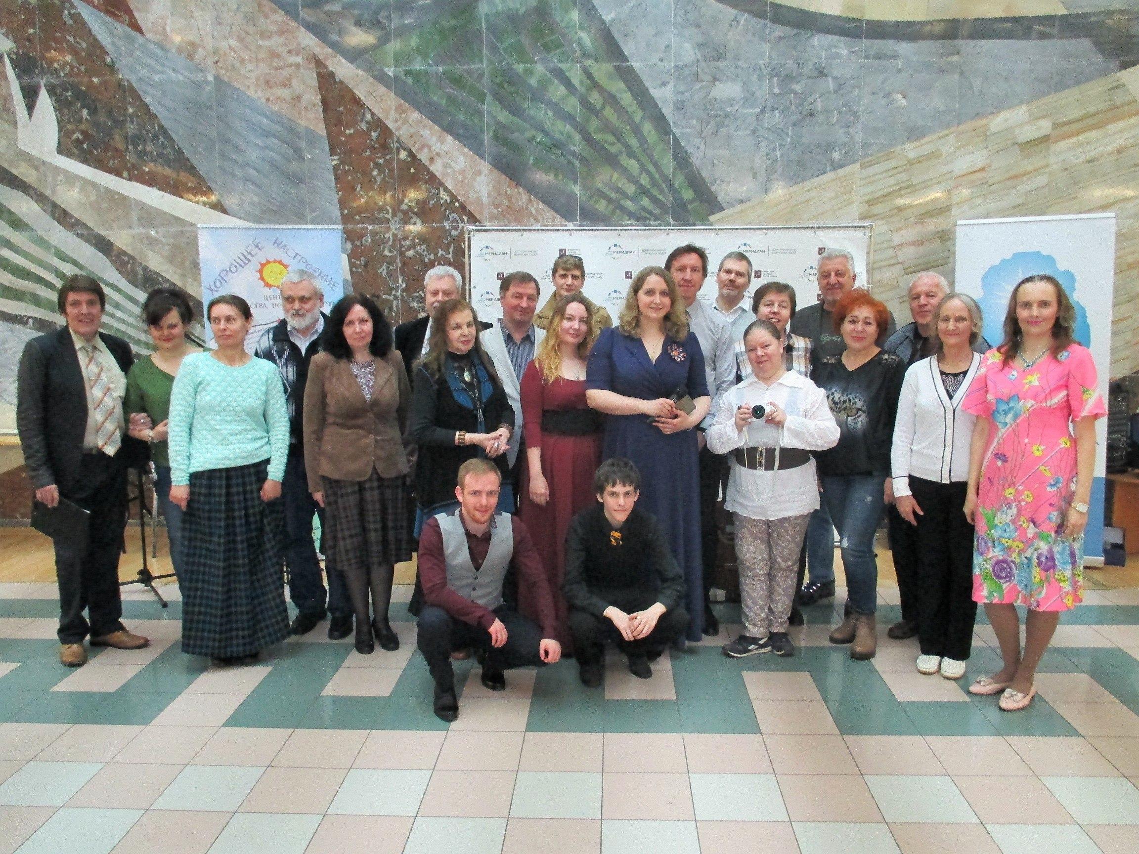 Открытый Литературный Клуб ОткЛиК 10-летний юбилей