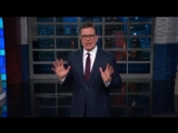 Late-Night Hosts Weigh in on U.S. Pulling Out of Iran Deal