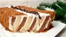 Торт за 5 Минут БЕЗ ВЫПЕЧКИ. Бесподобно ВКУСНЫЙ Торт на Скорую РУКУ! Cake in 5 minutes