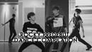 ASTRO (아스트로) Rocky predebut dance Compilation