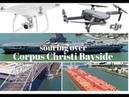 Corpus Christi Bay Phantom 4 Pro Mavic Pro