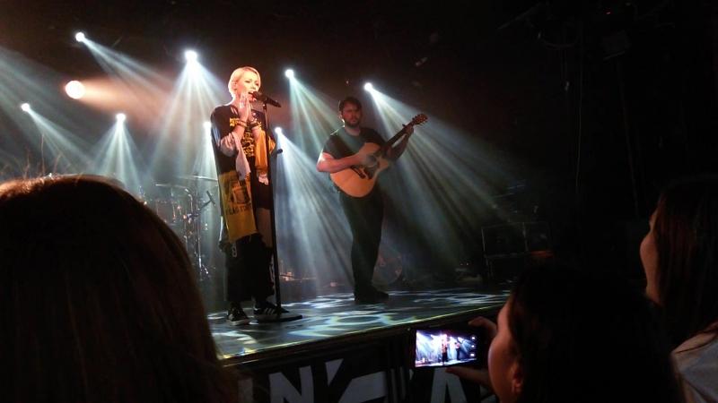 Tonight Alive - SPb 22.03 - Amelia