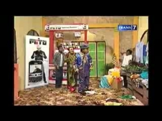 Opera Van Java (OVJ) Episode Jeany Oh Jeany - Bintang Tamu Eko DJ dan Lia Ananta