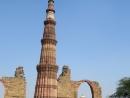 Башня Кутб Минар Kutb Minar в Дели