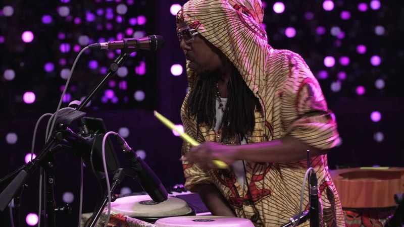 Shabazz Palaces   When Cats Claw (Live on KEXP)