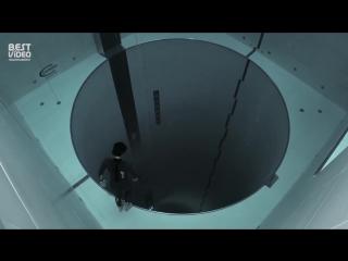 На одном дыхании в самый глубокий бассейн