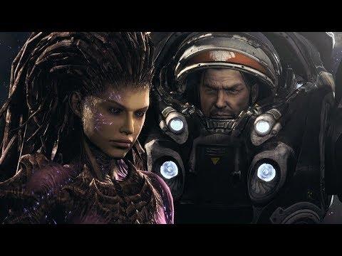StarCraft II - Рейнор и Керриган
