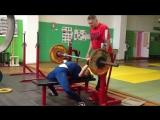 Картель Анастасия жим 55 кг