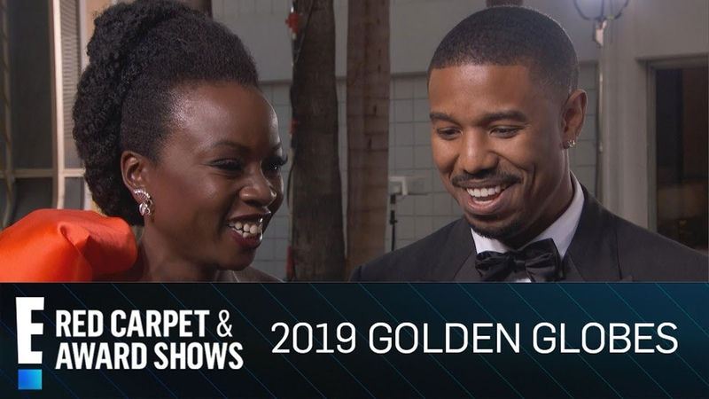 Black Panther Cast Talks Incredible Worldwide Embrace | E! Red Carpet Award Shows