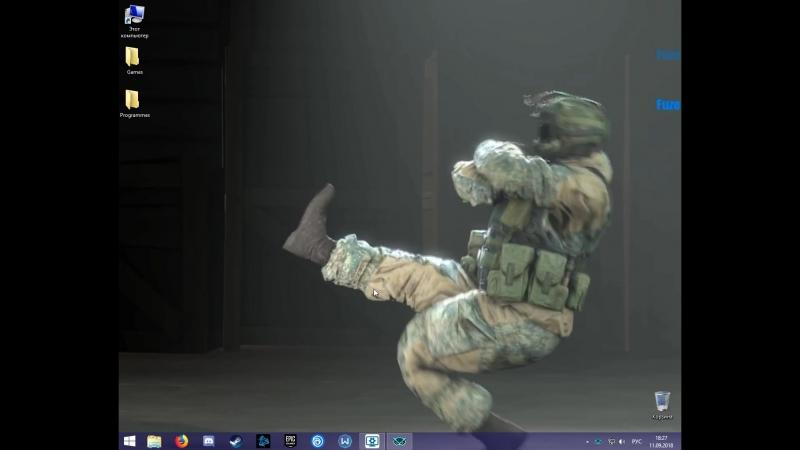 Fuze hostage wallpaper