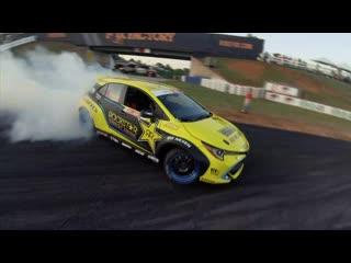 Formula Drift 2019: Atlanta - Fredric Aasbo Qualifying Run