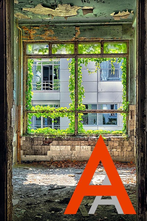 """891EgiiLcvs - Проект фотографа из Бухареста Marco Marinescu с красивым названием """"Filantropia"""" - A Forgotten Ruin."""