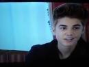 Zeca Camargo entrevista Justin Bieber Fantástico 10 06 2012