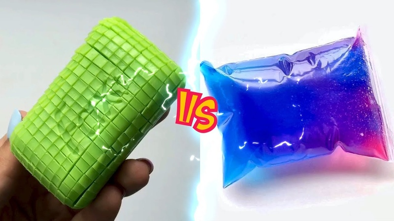 SOAP CUBES VS WATER WIGGLE SLIME l Most Satisfying ASMR Compilation 2018