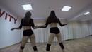 Hot Twerk dance by Kris