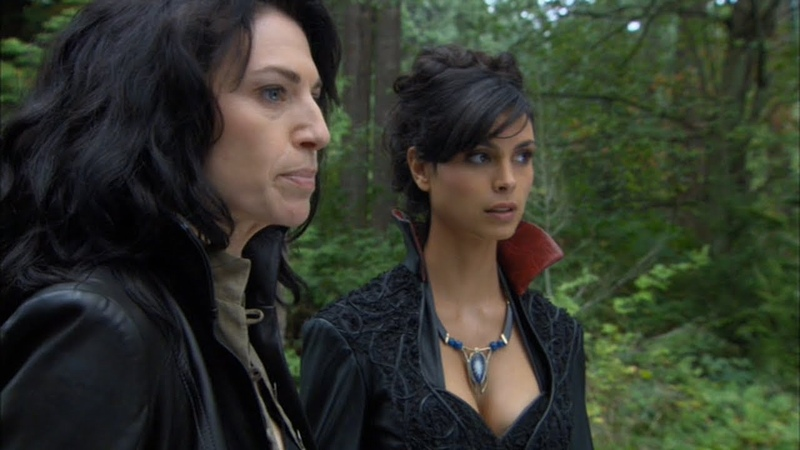 Morena Baccarin How was it playing Claudia Black's Daughter