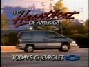 1991 Chevy Lumina APV