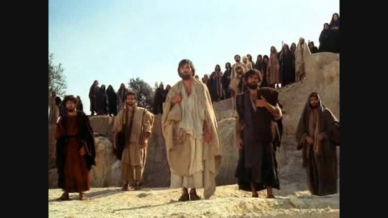 Иисус из Назарета 3 серия