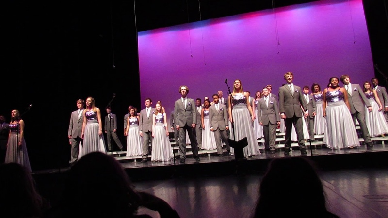 Cedar Rapids Washington Celebration @ Viterbo Show Choir 2019 (Finals)