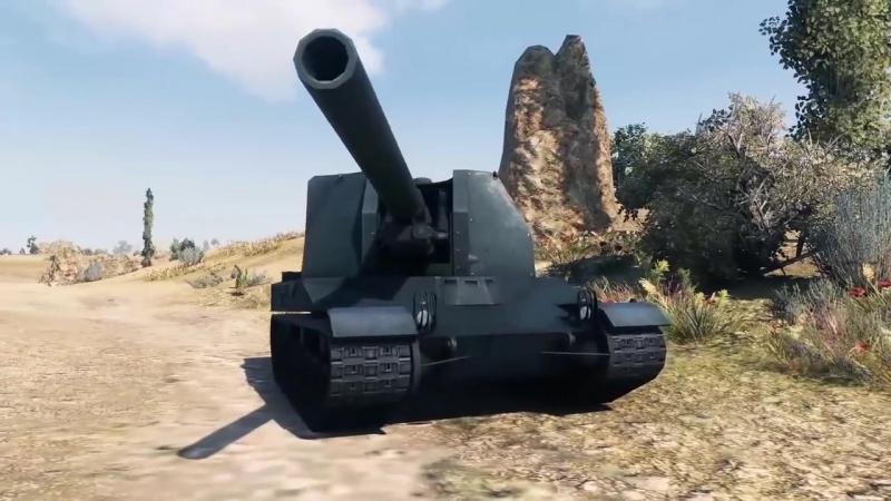Все о противоосколочном подбое от Compmaniac World of Tanks