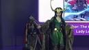 [Opencon 2018] Dark Allen El-k - Thor: The Goddess of Thunder (Jane Foster), Lady Loki