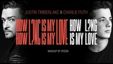 Ryson - How Long Is My Love Justin Timberlake x Charlie Puth x Nelly Furtado #MOTT7